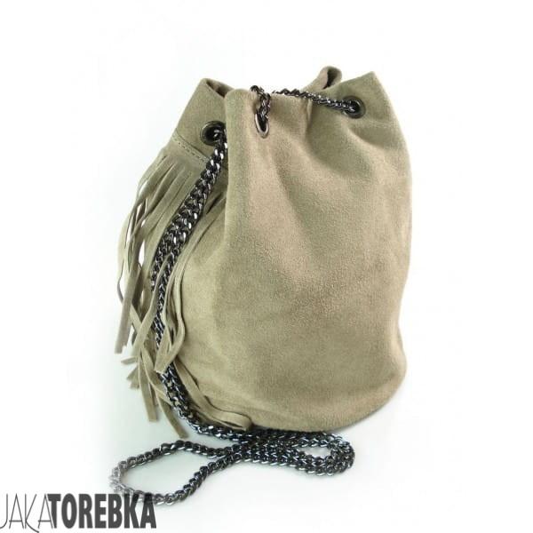 7876533d574e7 ... bezowa-wloska-torebka-zamszowy-worek-vera-pelle-torba- ...
