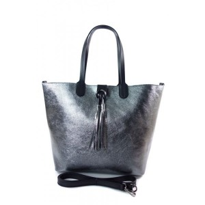 TORBA SHOPPER ANTRACYT