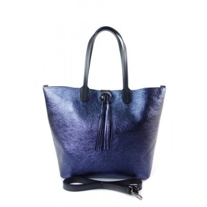 TORBA SHOPPER BLUE MOON